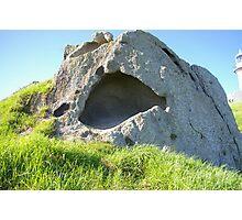 Whale Rock Photographic Print