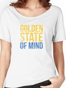 Golden State of Mind  Women's Relaxed Fit T-Shirt