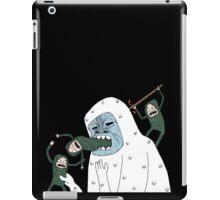 To kill a yeti iPad Case/Skin