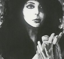 kate bush by imajica