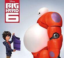 Big Hero 6 by alisa-mmxii