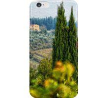 Tuscany Italy iPhone Case/Skin