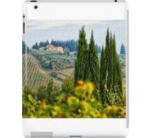 Tuscany Italy iPad Case/Skin