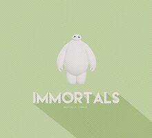 Big Hero 6 - Immortals by alisa-mmxii