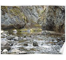 Bear Creek Box Canyon Poster