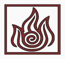 Fire Element -Avatar Kids Clothes