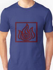 Fire Element -Avatar T-Shirt