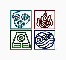 The Four Elements -Avatar Unisex T-Shirt