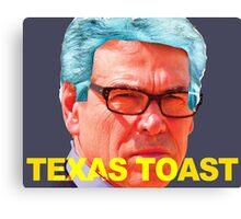 Rick Perry Funny Politics Canvas Print