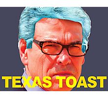 Rick Perry Funny Politics Photographic Print