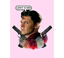 Jimmy is bae  Photographic Print