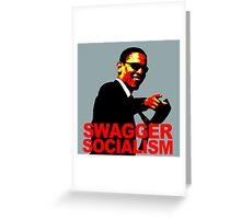 Obama's America Funny Politics Greeting Card