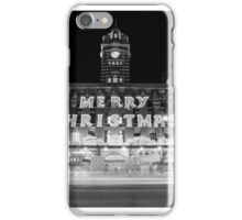 Melbourne Christmas iPhone Case/Skin
