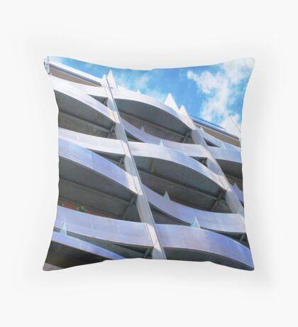 apartments Throw Pillow