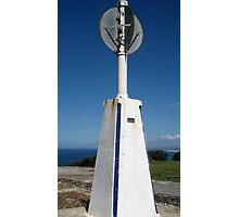 Crowdy Bay Geodetic Station Photographic Print