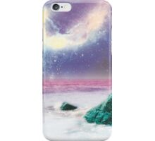 Universe on the Sea iPhone Case/Skin