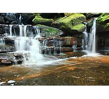 Somersby Waterfalls Australia landscape Photographic Print