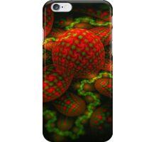 3D Christmas Magic iPhone Case/Skin