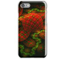 3D Christmas Magic iPhone Case/Skin