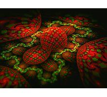 3D Christmas Magic Photographic Print