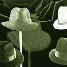 Le Hats by Mark German