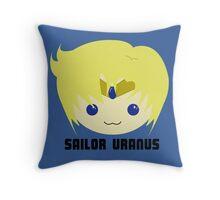 Sailor Uranus Throw Pillow