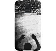 World Cup Black & White Samsung Galaxy Case/Skin