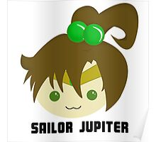 Sailor Jupiter Poster