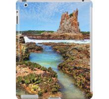 Cathedral Rocks Kiama Downs Australia seascape iPad Case/Skin