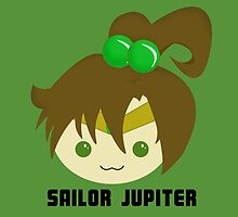 Sailor Jupiter by sunnehshides