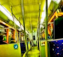 Subway by Kurt  Tutschek