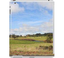 Australian Countryside, Cambewarra NSW  Australia landscape iPad Case/Skin