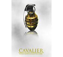 Cavalier  Photographic Print