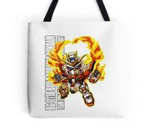 Flaming Fists Tote Bag