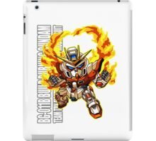 Flaming Fists iPad Case/Skin