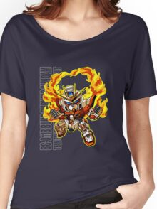Flaming Fists Women's Relaxed Fit T-Shirt