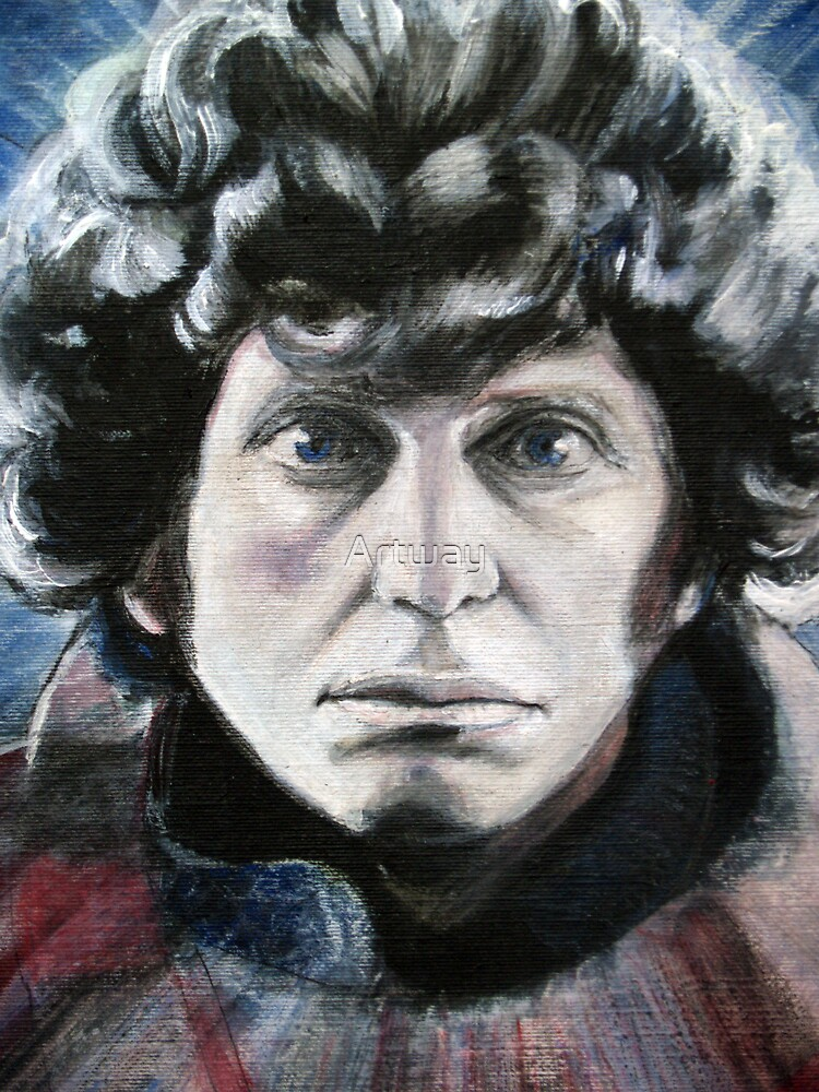 The Fourth Doctor  by Artway