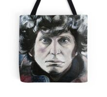 The Fourth Doctor  Tote Bag