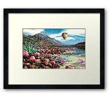Anisina Framed Print