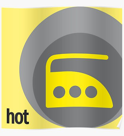 hot 3 Poster