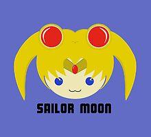 Sailor Moon by sunnehshides