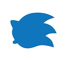 Sonic the Hedgehog Symbol - Super Smash Bros. (color) by hopperograss
