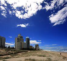 Australian Coast by Nam Ngueyn