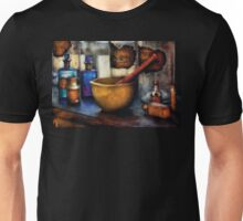 Pharmacist - Mortar and Pestle Unisex T-Shirt