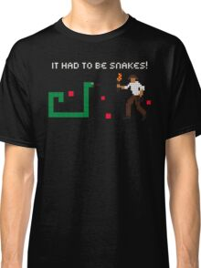 It Had to be Snakes! Classic T-Shirt