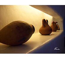 Pottery 1 Photographic Print