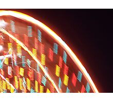 Big Wheel Big Deal Photographic Print