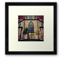 East End Chapel, St. Helena Cathedral Framed Print