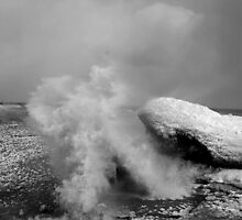 Crashing Wave by reeves