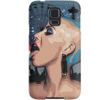 Night sky| GTA effect| Samsung Galaxy Case/Skin